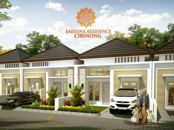 Sakeena Residence Pemda Cibnong