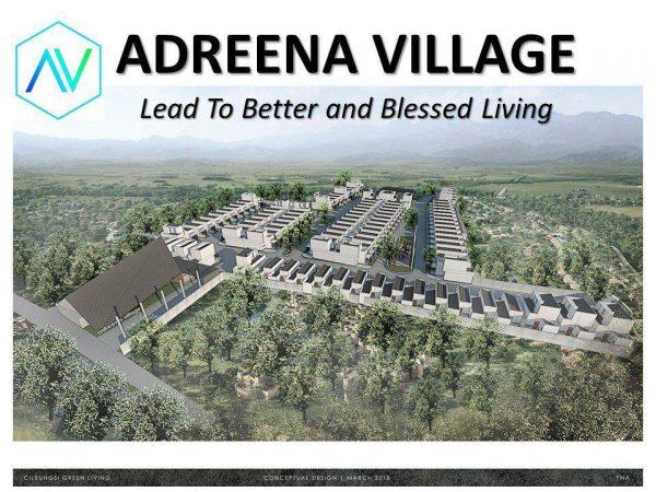 Adreena Village Cileungsi Bogor