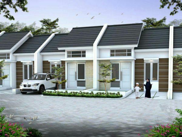 Rumah murah dekat stasiun nambo | Nambo Green Village