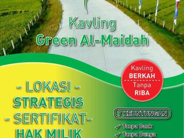 Kavling Green Al Maidah Cikarang