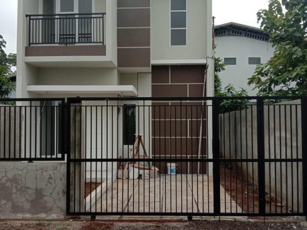 Rumah dijual strategis di pekapuran cimanggis depok Siap Huni | Fisara Residence 2