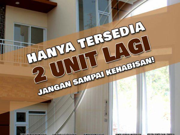 Perumahan Syariah Alifia 2 jatiasih Kota Bekasi