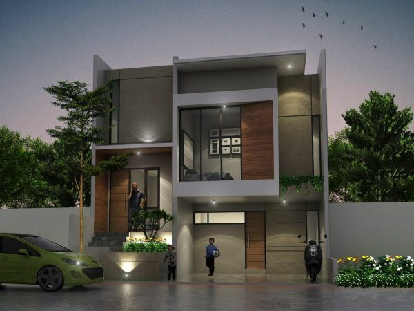 The Adn Residence, Perumahan 3 Lantai Mewah Condet jakarta Timur